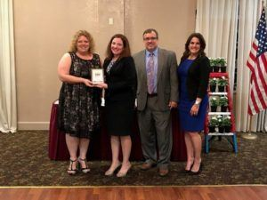 2017 Awards Banquet NAWIC - Champion Company of the Year